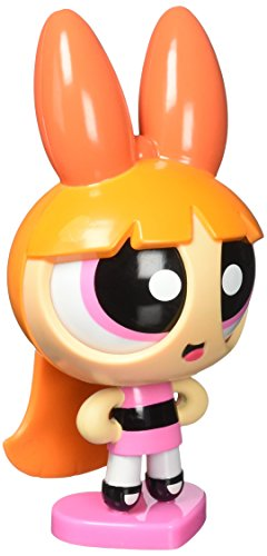 Powerpuff Girls - Action Eyes Doll - Blossom Baby Doll Puff