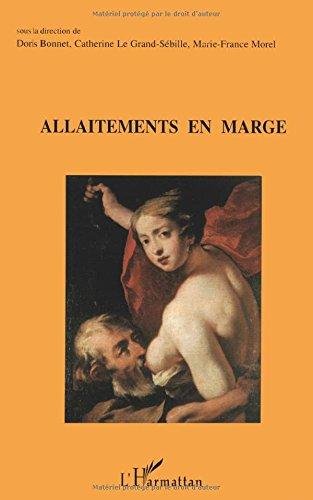 ALLAITEMENTS EN MARGE par Marie-France Morel