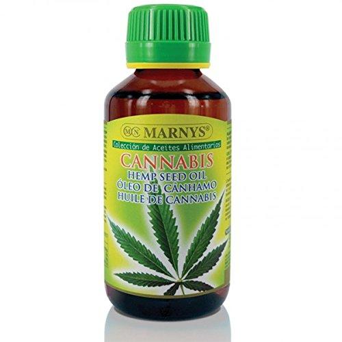 Aceite de Cannabis Cañamo 125 ml de Marny's