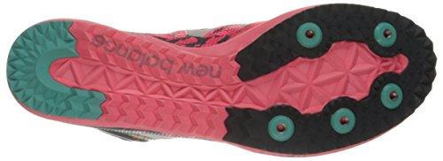 New Balance Women's 5000v3 Track Spike Running Shoe Pink/Black