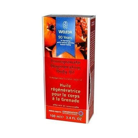 Weleda - Weleda Regenerating Body Oil Pomegranate - 3.4 Fl Oz - Pack Of 1 by WELEDA (UK)