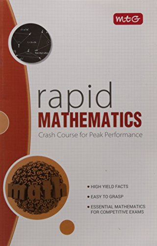 Rapid Mathematics Crash course for Peak performance