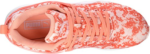 Puma - Aril Blaze Variation, Scarpe da corsa Donna Arancione (Orange (Grenadine/Desert Flower/Pink Dogwood))