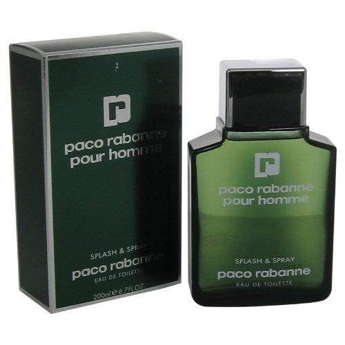 PACO RABANNE - PACO RABANNE HOMME eau de toilette spray 200 ml -