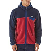 Patagonia M'S LW Synch Snap-T Jersey, Hombre, Rojo (Classic Red), L