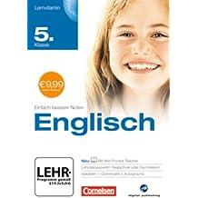 Lernvitamin - Englisch 5. Klasse (mit Spracherkennung)