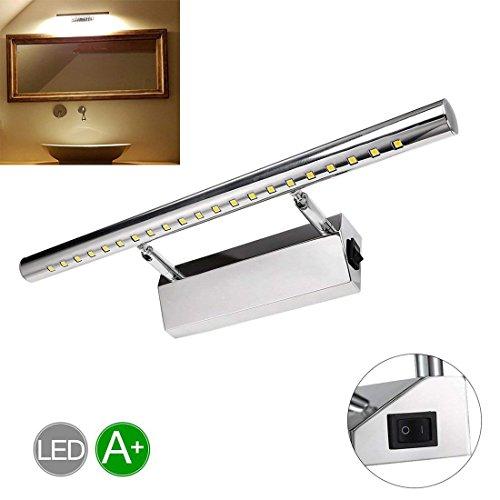 Greensun 5050smd Led Pour Salle De Bain Miroir Lampe Applique Murale