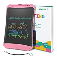 NEWYES LCD Writing Tablet Robot Pad, 8.5 Inch, with Lock Switch