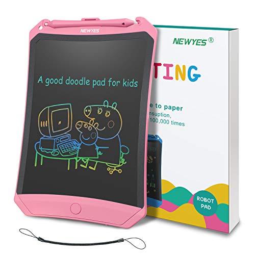 NEWYES Tableta de Escritura LCD a Color 8.5 Robot Pad...