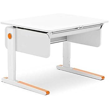 Kinderschreibtisch moll champion  Moll Champion compact Schreibtisch in Weiß: Amazon.de: Küche ...