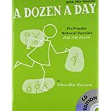 A Dozen A Day Book Two Elementary Edition (Book And Cd) Pf Book/Cd