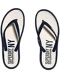 Amazon.fr   Superdry - Tongs   Chaussures femme   Chaussures et Sacs 3e45614a1c15