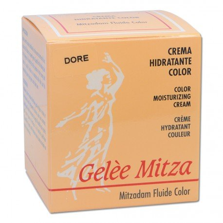 Crème avec couleur dore 80 ml.