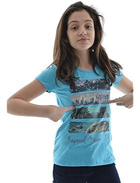 T-shirts Short Sleeve kaporal imima 5 blau