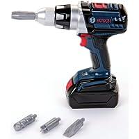 Theo Klein 8264 - Bosch Akkuschrauber, profiline blau, Spielzeug