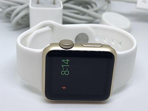 ba26473dd26 Buy Apple Watch Series 1 Smartwatch (Gold Strap