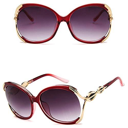Sport-Sonnenbrillen, Vintage Sonnenbrillen, NEW Fashion Big Frame Sunglasses Women Luxury Sun Glasses For Women Travel Classic Vintage Ladies Oculos De Sol Gafas