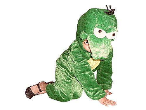 Krokodil-Kostüm, F13/00 Gr. 116-122, für Kinder, Krokodil-Kostüme Krokodil für Fasching Karneval, Alligator Klein-Kinder Karnevalskostüme, Kinder-Faschingskostüme, Alligatoren - Alligator Kostüm