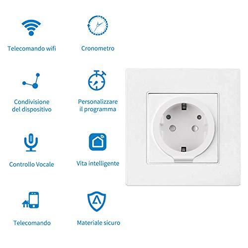 Zoom IMG-1 presa intelligente wifi aisirer spina