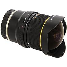 Samyang 8mm Fisheye F3.5 Obiettivo, messa a fuoco manuale, per Sony NEX