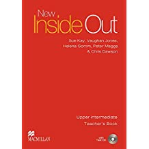 New Inside Out: Upper-intermediate: Teachers Book and Test CD Pack