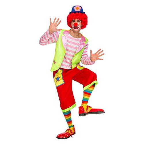 My Other Me–Kostüm Clown für Kind Rodeo viving Costumes) ()