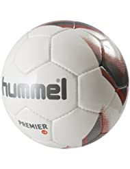 hummel 1.0 Premier Football (soccer) ball Interior y exterior Marrón, Color blanco - balones deportivos