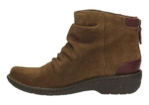 CLARKS AVINGTON SSWAN - Bottines / Boots - Femme Tan