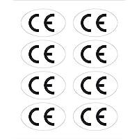 10//VE Schifth/öhe 100 mm schwarz Magnetfolie LEMAX/® Magnetische Stanzzahlen 0-9