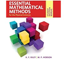 Student Solution Manual for Essential Mathematical Methods for the Physical Sciences by K. F. Riley (2011-02-17)