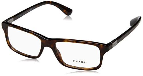Prada Für Mann 06s Tortoise Kunststoffgestell Brillen, 54mm
