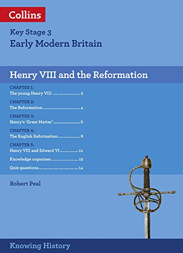 KS3 History Henry VIII and the Reformation (Knowing History)