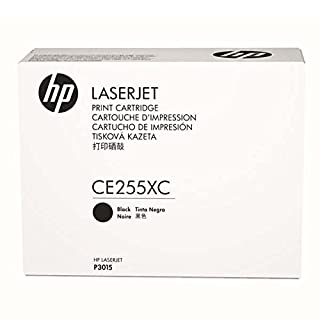HP CE255XC - Tóner, color negro (B005050GOA) | Amazon Products