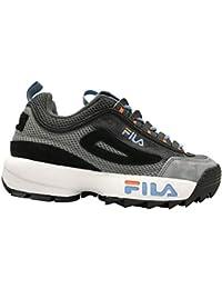 finest selection f6410 2aa7d Fila Femmes Blanc Disruptor II Premium Basket