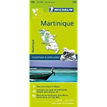 Martinique - Zoom Map 138: Map (Michelin Zoom Map, Band 138)
