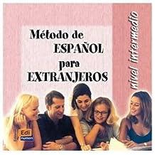Método de español... Intermedio - CD: CD (Metódo español para extranjeros)