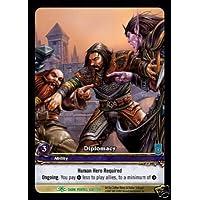 World of Warcraft: Cartes promo–Diplomatie longue (Art)