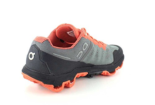 On Running Cloudventure W Grey Lava Grey/Lava