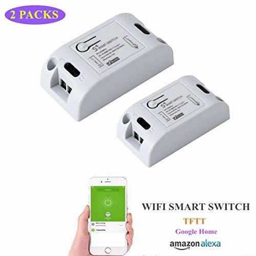 Conmutador WiFi Control remoto inalámbrico eléctrico