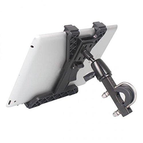 SYSTEM-S Tablet PC Halter Lenker Halterung für Laufband und Heimtrainer im Innenraum, 10069053234635