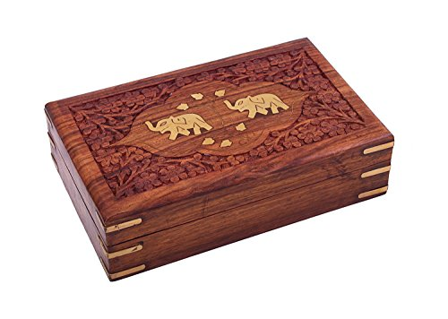 diwali-gifts-floral-hand-carved-wooden-jewellery-trinket-holder-keepsake-storage-box-organiser-with-