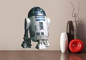 Wandtattoo - Star Wars - R2D2 - Größe: 20 x 29 cm