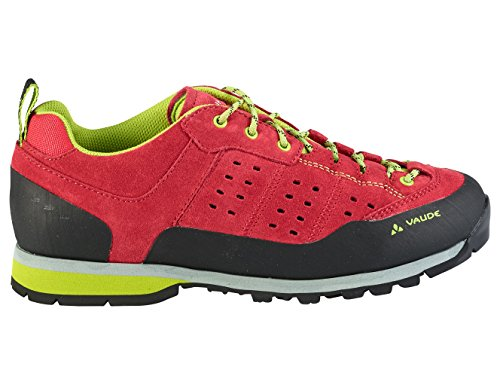 Vaude Damen Women's Dibona Advanced Trekking-& Wanderhalbschuhe Rot (Red)