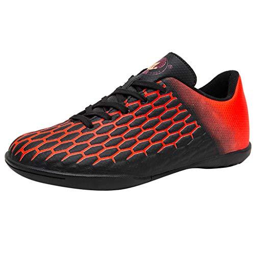 Fenverk Damen Erwachsene Tenaz Multisport Indoor Schuhe Veloz Ng Multisport Indoor Sneaker Gel-Cumulus Laufschuhe Sportschuhe Gr. 34-38(Schwarz,34 EU) -