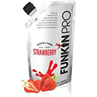 Funkin Pro Strawberry Puree, 1 kg