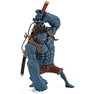 One Piece Scultures Big Vol. 4 Nightmare Luffy Figura 9