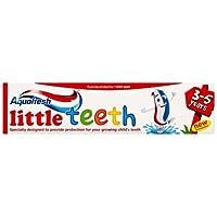 Aquafresh Toothpaste Little Teeth 3-5 Years 50ml (Pack of 6) by Glaxo Smith Kline