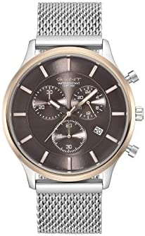 GANT Time Hombre Reloj de pulsera analógico cuarzo acero inoxidable gt002001