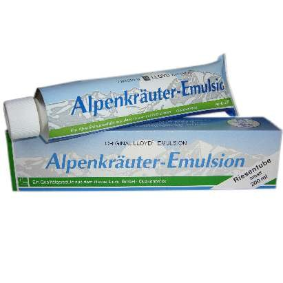 Lloyd Alpenkräuter Emulsion 200ml