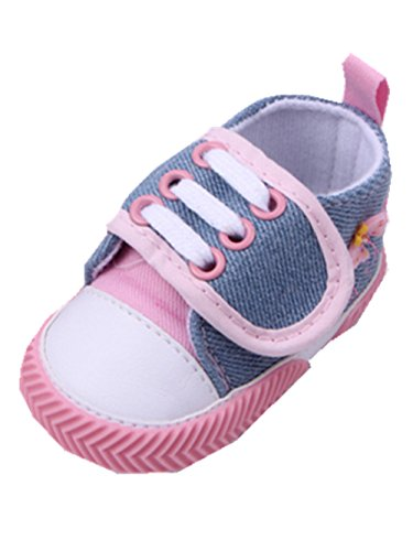 YICHUN, Jungen Babyschuhe - Lauflernschuhe  rot Longueur de Semelle:11CM rosa